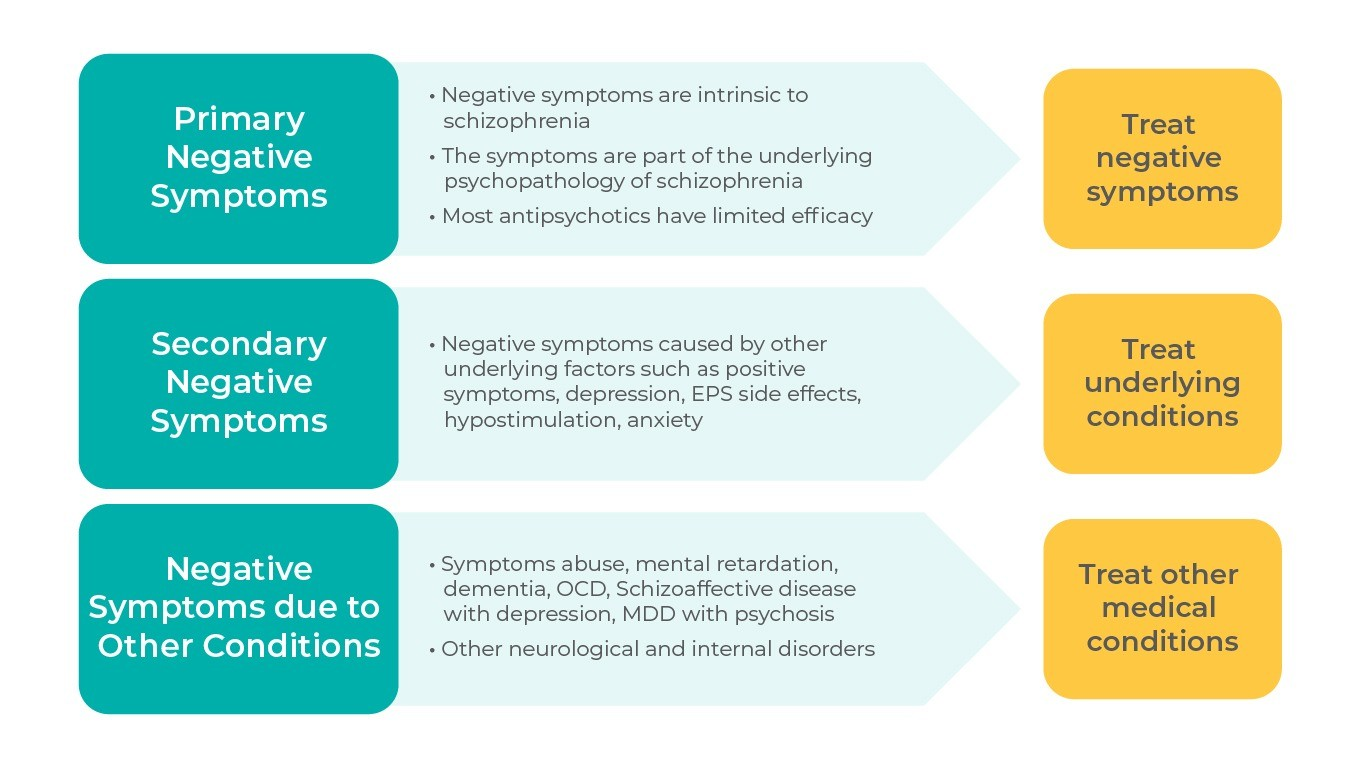 Treatment considerations in negative symptoms of schizophrenia